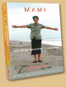 Mami: My Grandmother's Journey by Rebeca Lau, book cover